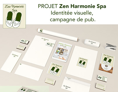 Projet Zen Harmonie Spa