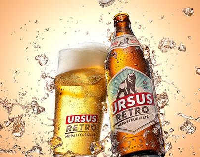 URSUS RETRO splash