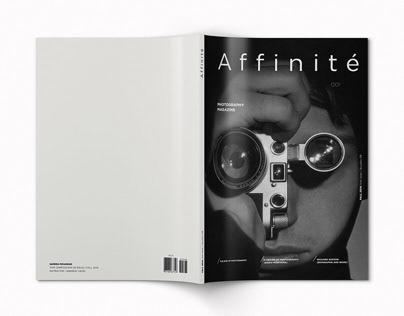 Magazine Affinité