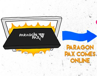 Paragon Pax - Website Infographic