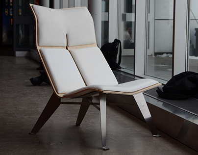 Quantum Chair Design Process and Final