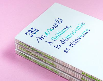 369 Manuels, editorial design