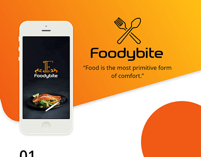 Foodybite Mobile Application