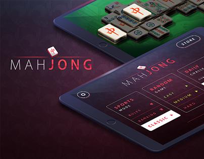 Redesign - Mahjong