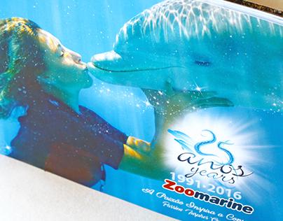 Zomarine 25th anniversary magazine | Revista 25 anos