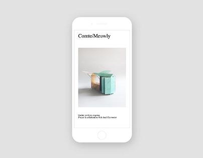 Comte/Meuwly
