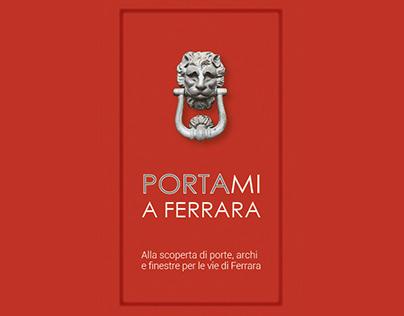 Book Fotografico Ferrarese