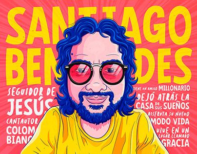 Ilustración / Santiago Benavides