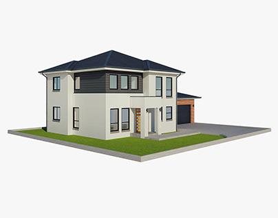 Single Family House 1