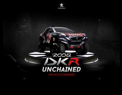 Peugeot Dakar — 2008DKR Unchained