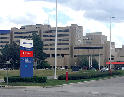Exterior Signage Guidelines • Beaumont Health