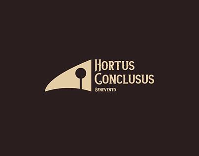 Hortus Conclusus - Brand Identity