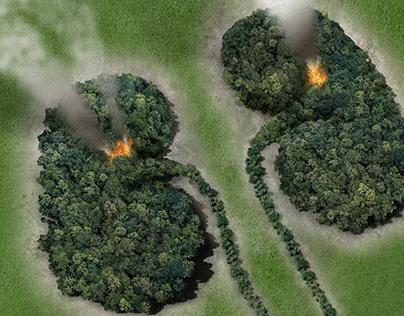 Voraxaze Homepage Animation