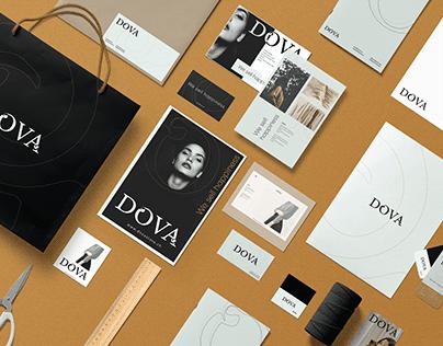 Dova brand design