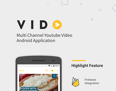 Vido - Android Youtube Multi Channel