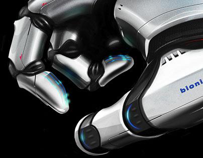 prosthetic/ bionic