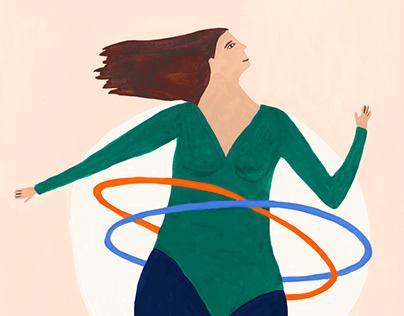 Alchemical Dance Illustration