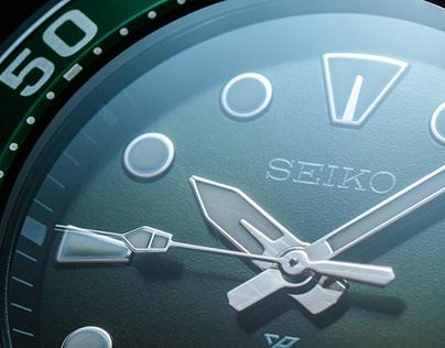 Seiko Prospex Watch