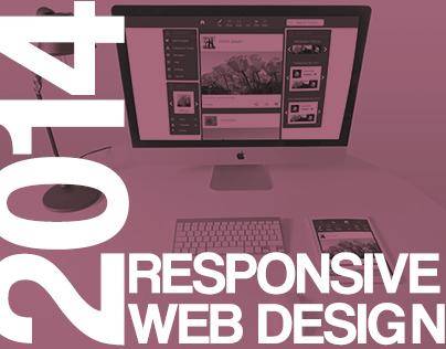 Responsive Web Design and Social Media