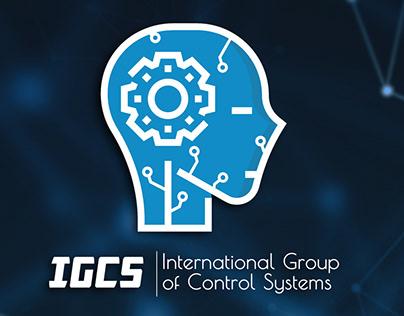 International Group of Control Systems Logo & Stamp