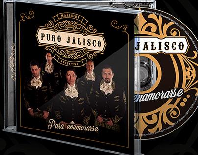 CD Design Puro Jalisco - Mariachi Argentina