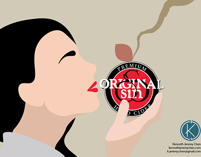 Original Sin Cider Products