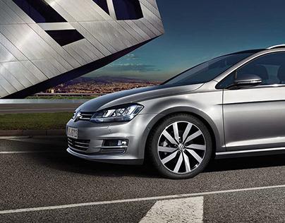 Volkswagen - Golf Variant 2013
