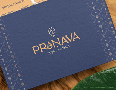 Pranava Yoga Vedanta - Branding and Photography