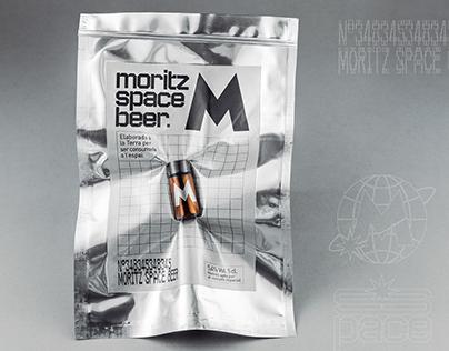Moritz Space Beer - Branding & campaing