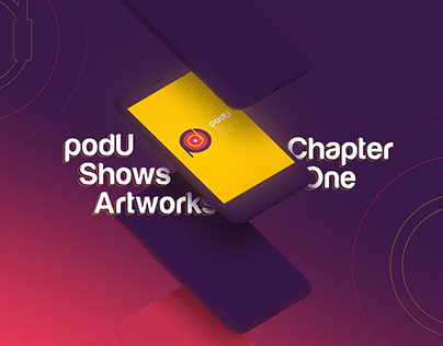 "podU Shows Artworks Chapter ""One"""