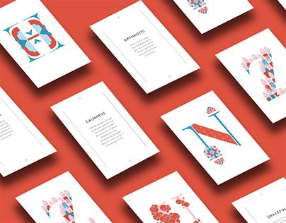 Emotions A - Z Cards