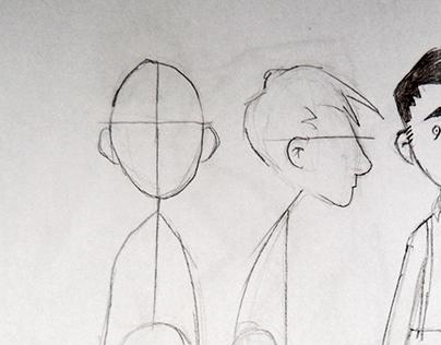 Character design 2014