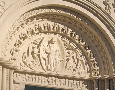 Abbaye de Cluny, La seconde Rome - 2020