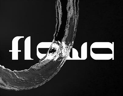 Flowa Typeface