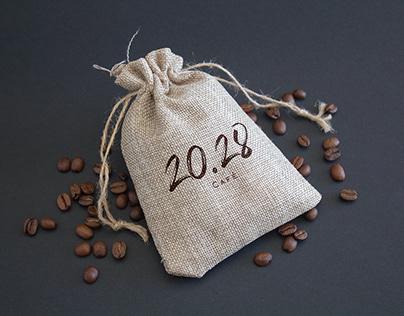 Identidade Visual - 20.28 Café