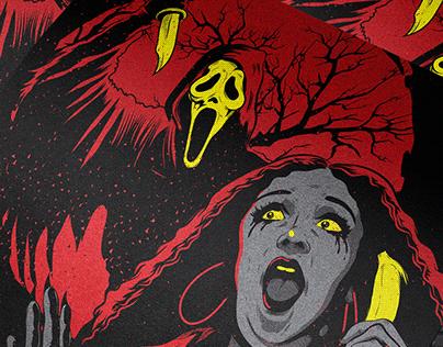TARANTINA's Halloween 2019 - Campaign