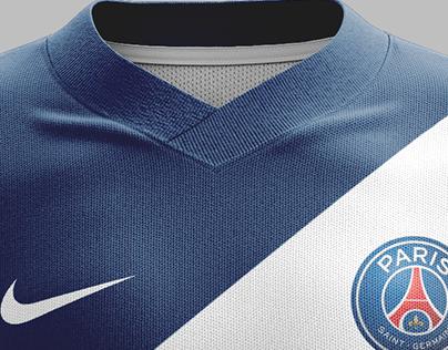 PSG Away Kit Concept - 2017-2018 Season
