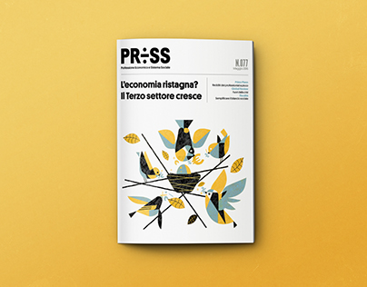 PRESS Magazine - Redesign