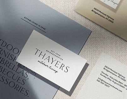 Thayers Branding