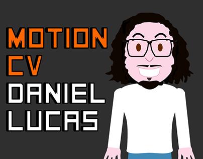 Motion CV - School Project
