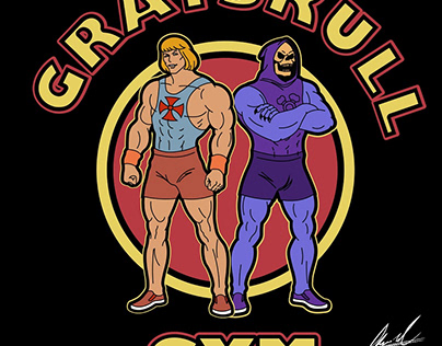 Grayskull Gym