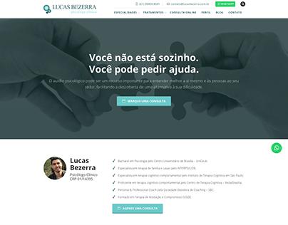 Site - Psicólogo Lucas Bezerra