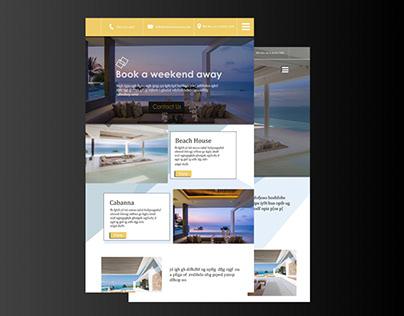 UI DESIGN: Real Estate Company   Booking Platform