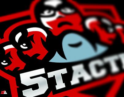 Esport Logo for team 5TACTIC