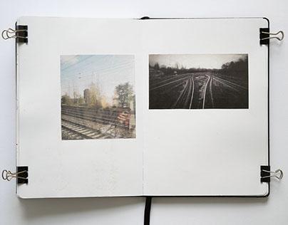 Berlin Sketchbook Winter 2017