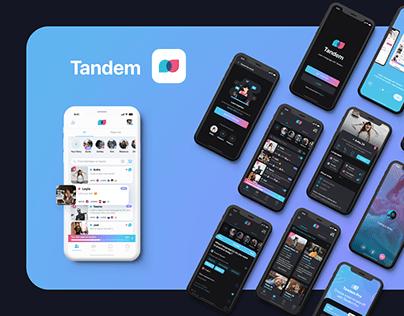 Tandem App Redesign