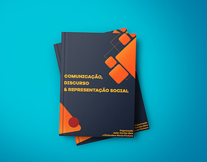 Comunicação, Discurso - Book cover