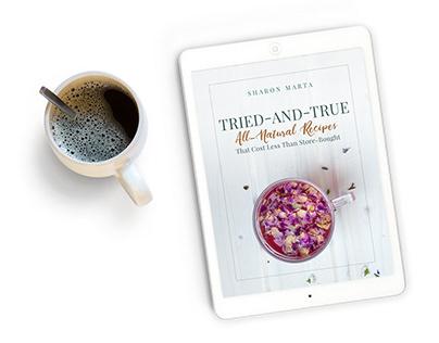 All-Natural Recipes Ebook