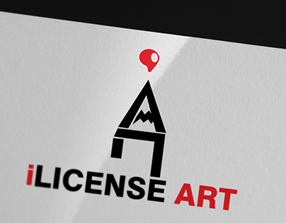 iLicense Art Logo Development