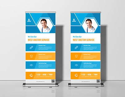 Roll Up Banner (2000mm*800mm)